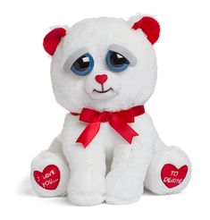 BLOG DOS BRINQUEDOS: Feisty Pets – Valentine's Day Bear