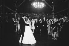 Matthew and Stephanie's first dance in the Gathering Room.    Photo Credit: Asya Photography #brandywinemanorhouse