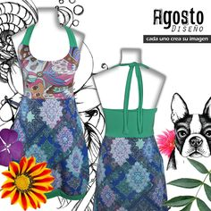 Apron, Dresses, Fashion, Vestidos, Moda, Fashion Styles, Dress, Fashion Illustrations, Gown