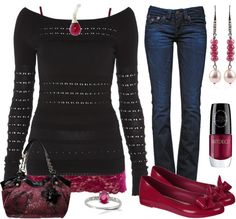 """""""Ruby"""" by stay-at-home-mom on Polyvore"""