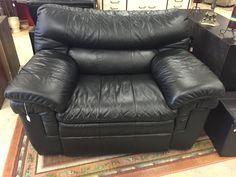La Z Boy Cool Leather Recliner Massage Amp Built In Fridge