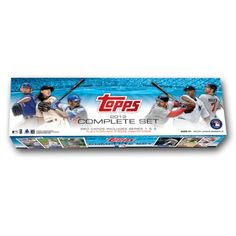 MLB 2012 Topps Baseball Retail Card Factory Set   Your #1 Source for Sporting Goods & Outdoor Equipment