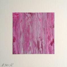 #341 | square abstract painting (original) | acrylic on white board | size 9 cm x 9 cm | boardsize 15 cm x 15 cm | https://www.etsy.com/shop/quadrART