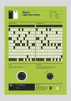 Image of Program Your 808.07 — Warp 9