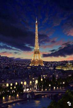 Paris est une Fête! — ❤ Paris