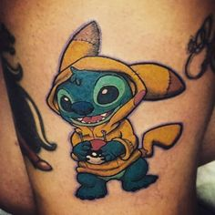 40+ Fantastic Stitch Tattoos Collection