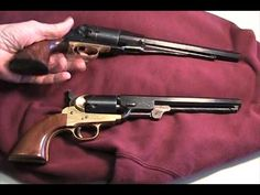 Remington and Colt Revolvers