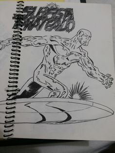 #Surfista Prateado