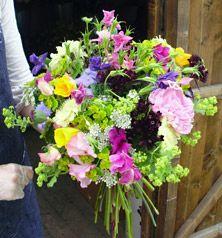Walled Garden at Mells: Flower workshops & craft courses