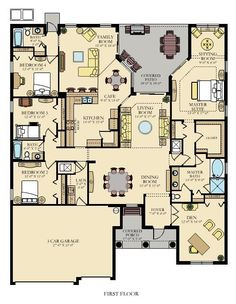 Sawgrass New Home Plan in ChampionsGate: The Estates at ChampionsGate by Lennar