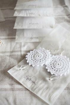 Blog | Perle di cotone: wedding