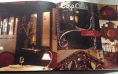 Detalls de Restaurant Casa Calvet