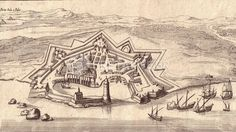 Peeters 1664 Chania - Category:Old maps of Crete - Wikimedia Commons Crete Island, Simple Photo, Old Maps, Ottoman Empire, Historical Pictures, Wikimedia Commons, Beautiful Islands, Old Pictures, Archaeology