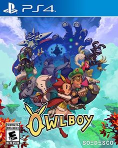 Owlboy NSW New Nintendo Switch,Nintendo Switch Playstation Games, Ps4 Games, News Games, Games Consoles, Red Dead Redemption, Nintendo Switch Games, Nintendo Ds, New Video Games, The Legend Of Zelda