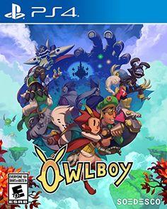 Owlboy: PS4