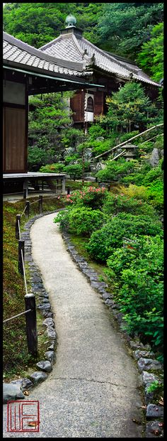 Reikan-Ji Kyoto, Japan This is a Zen nunnery belonging to the Nanzenji School of the Rinzai Zen sect Kyoto Japan, Japan Japan, Okinawa Japan, Japan Sakura, Beautiful World, Beautiful Places, Amazing Places, Japan Garden, Kyoto Garden