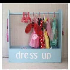 DIY Dress up! <3