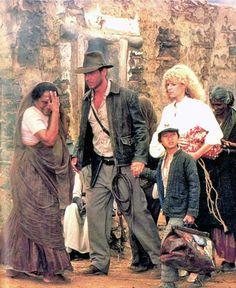 Indiana Jones And the Temple of doom.