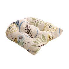 Outdoor Cushions Pillow Perfect Beige/Blue Tropical Chair Cushion U003c3 This  Is An Amazon