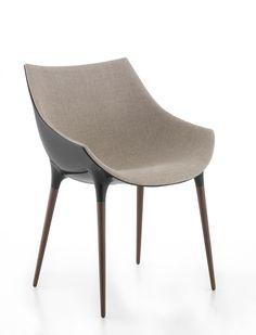 Philippe Starck Caprice & Passion chairs.