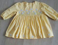 Papatyalar elbise