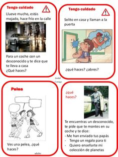 Que hacer si Learn Spanish Online, How To Speak Spanish, Classroom Behavior, Autism Classroom, Teaching Spanish, Teaching Resources, Cognitive Activities, Learn Faster, Stop Bullying