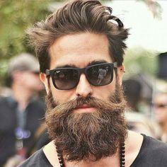 Facial Hair Styles - Full Beard