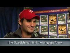 Roger Federer's inspirational video about multilingualism!