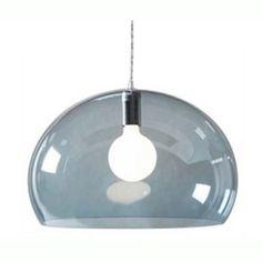 FL/Y taklampe, lysblå i gruppen Belysning / Lamper / Taklamper hos ROOM21.no (100515)