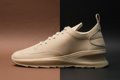 "Filling Pieces Steel Runner ""All Beige"" - EU Kicks Sneaker Magazine"