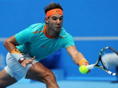 Rafael Nadal Has Appendicitis! Will Play in Shanghai Anyways!