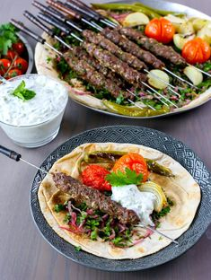 Baby Food Recipes, Meat Recipes, Cooking Recipes, Kebab Wrap, Minced Meat Recipe, Zeina, Arabic Food, Beef Dishes, Chili
