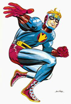 Lightray by Jack Kirby
