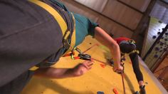 CityROCK has put together a video of our top rope belay test. This test needs to be completed by everyone wanting to climb or belay. We only use a belay device… South Africa