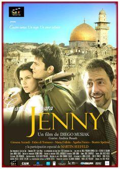 Cartas para Jenny (2007) de Diego Musiak - tt1212072