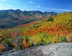 Adirondack High Peaks...been there. hiked that ;)