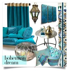 Designer Clothes, Shoes & Bags for Women Moroccan Room, Moroccan Decor, Decorating Tips, Interior Decorating, Interior Design, Global Home, Boho Designs, Home Decor Styles, Palette