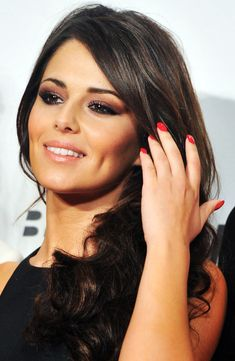 Cheryl Cole. She's perfect