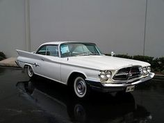 1960 Chrysler 300F Coupe