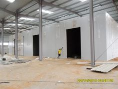 Angola Fruit Project -1  #refrigerationroom by Africhill at http://www.aboard.co.za/refrigeration.html