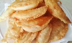 Πιταράκια Μήλου, Παραδοσιακά Apple Pie, Cinnamon, Cream, Desserts, Food, Canela, Creme Caramel, Tailgate Desserts, Deserts