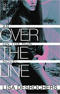 Over The Line (On The Run 3) by Lisa Desrochers at The Reading Cafe:  http://www.thereadingcafe.com/over-the-line-on-the-run-2-by-lisa-desrochers-review-and-book-tour/