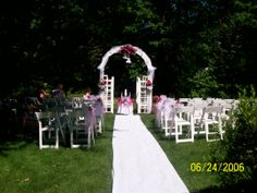 Aisle and Arch
