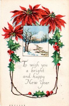 Wishing You and Yours a Happy New Year!