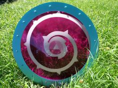 Steven Universe Transparent Rose Quartz Shield by CandicatCosplay
