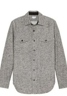 Flannel Cpo Shirt Jacket by Steven Alan
