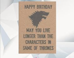 Image result for Happy Birthday, Game of Thrones