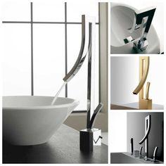 Seta by Italian faucet manufacturer, Bandini.