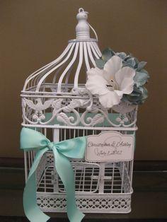 bird cage wedding card holder vintage style wedding card holder birdcage wedding birdcage
