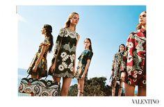 Campanha Valentino Primavera-Verão 2015